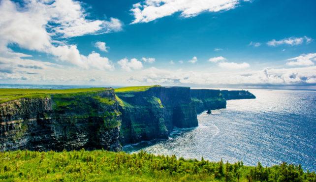 viaje irlanda: