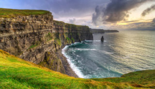 Viaje a Irlanda. En grupo.