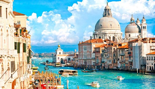 Viaje a Italia, Eslovenia y Croacia. En grupo