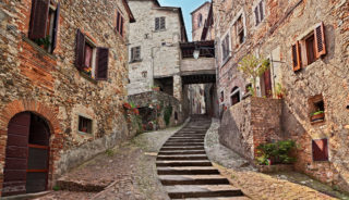 Viaje a Italia. A Medida. La Toscana en Fly & Drive