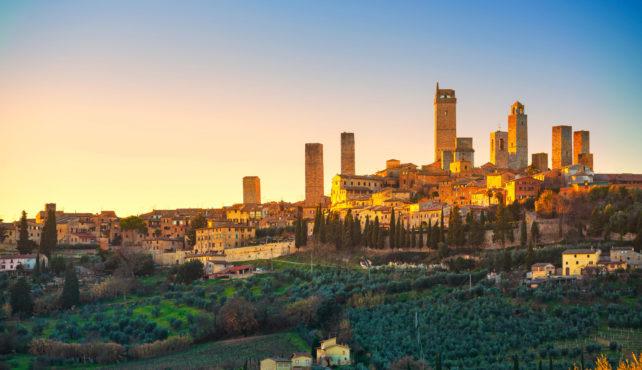 Viaje a Italia. Toscana y Emilia Romagna.