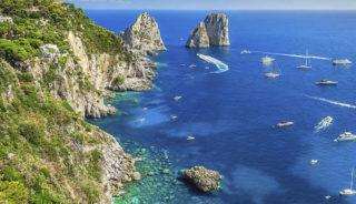 Viaje a Italia. A medida. Nápoles y la Costa Amalfitana en fly & drive
