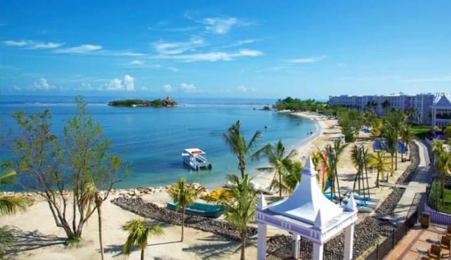 Viaje a Jamaica. En familia. Verano
