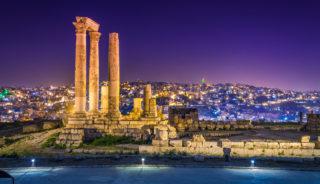 Viaje a Jordania. Grupo verano. Petra, Wadi Rum y mar Rojo