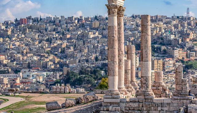Viaje a Jordania. Puente de Diciembre