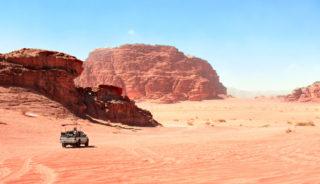 Viaje a Jordania. En grupo. Nabateos, desierto y Mar Rojo