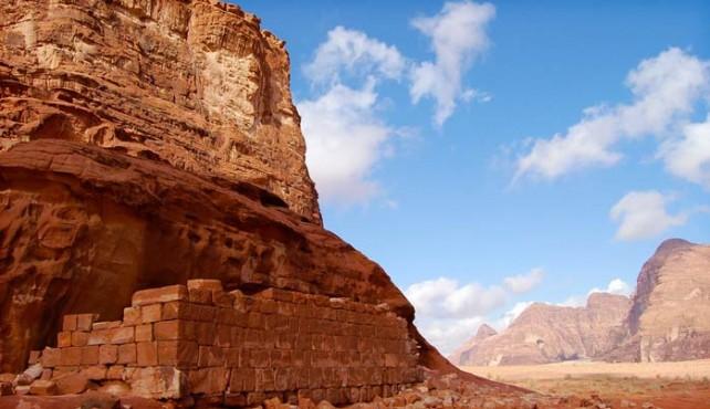 Viaje a Jordania. En Grupo. Noche desierto