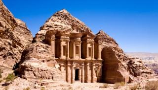 Viaje a Jordania. Semana Santa