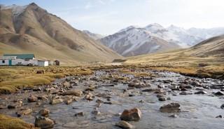Viaje a Kazajistán y Kirguistán. Grupo Verano