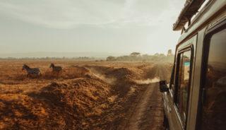 Viaje a Kenia. Itinerario Twinga