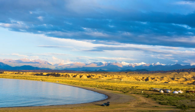 Viaje a Kirguistán