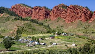 Viaje a Kirguistán. A medida. Leyendas nómadas
