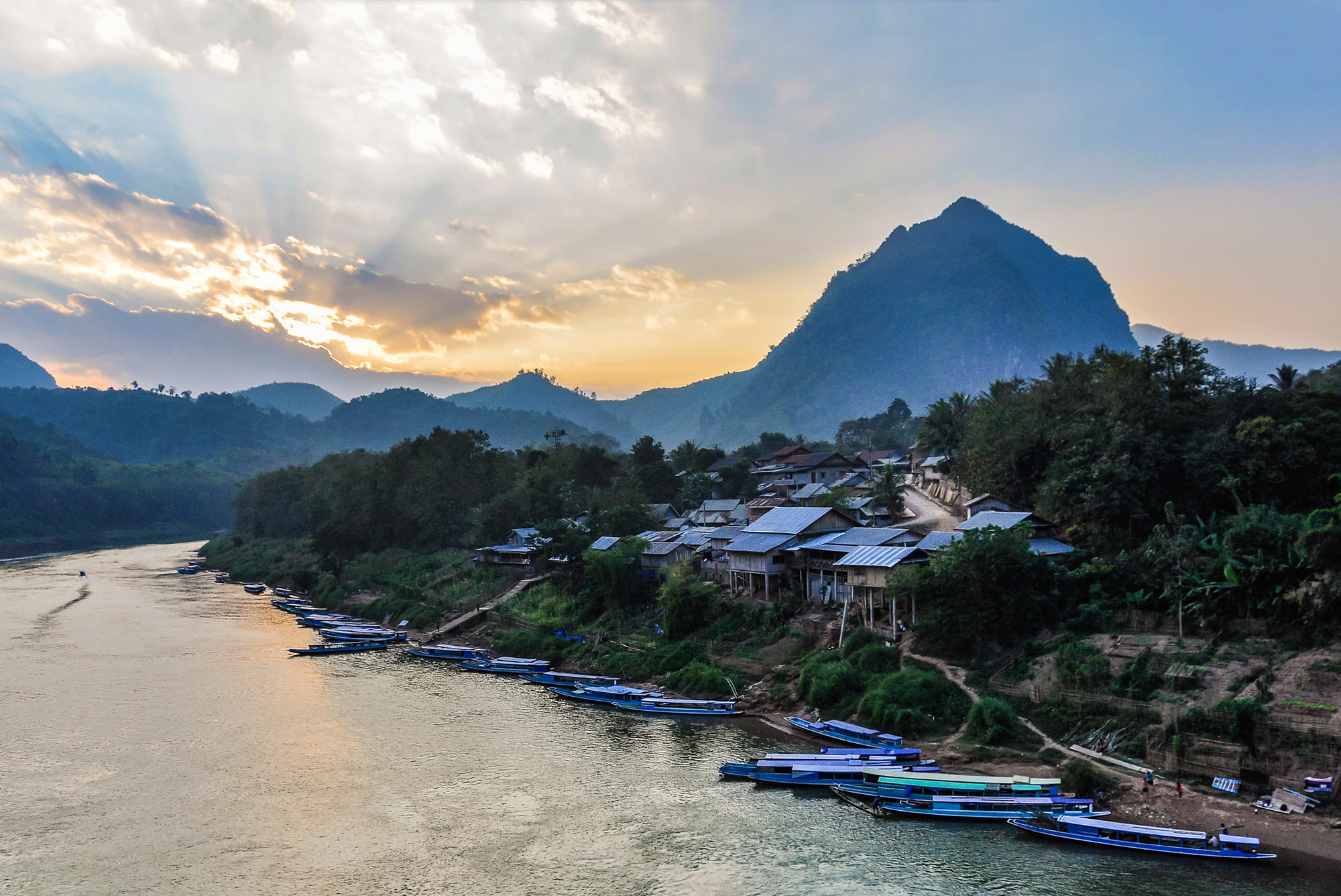 Viaje a Laos y Camboya. Nomads