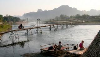 Viaje a Laos. De Norte a Sur