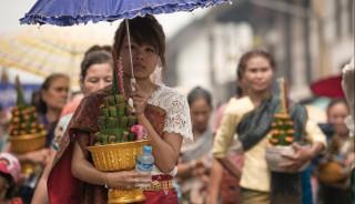 Viaje a Laos. Semana Santa