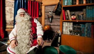 Viaje a Laponia Finlandesa Navidad