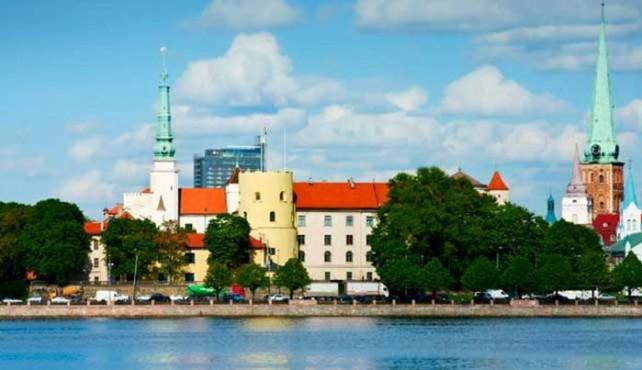 Viaje a Letonia. En familia