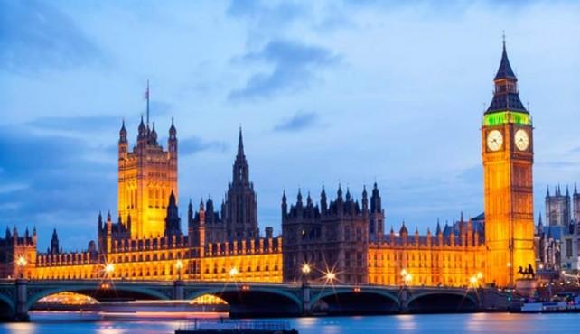 Viaje a Londres. Semana Santa
