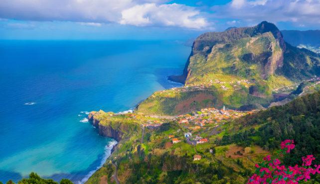 Viaje a Madeira. A medida