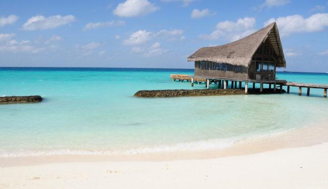 Viaje a Maldivas a medida. Kuramathi Island resort
