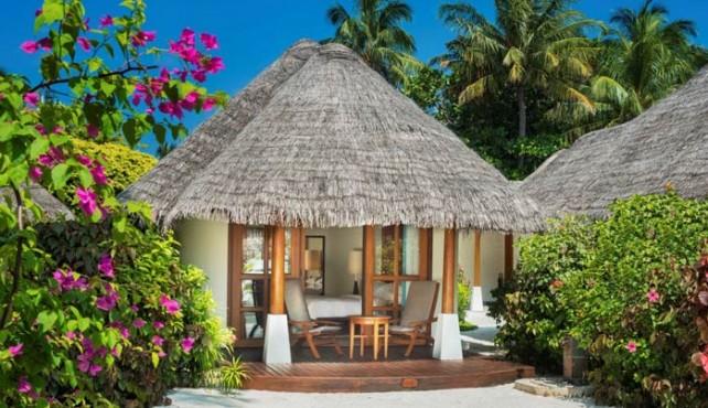 Viaje a Maldivas. Sheraton Full Moon