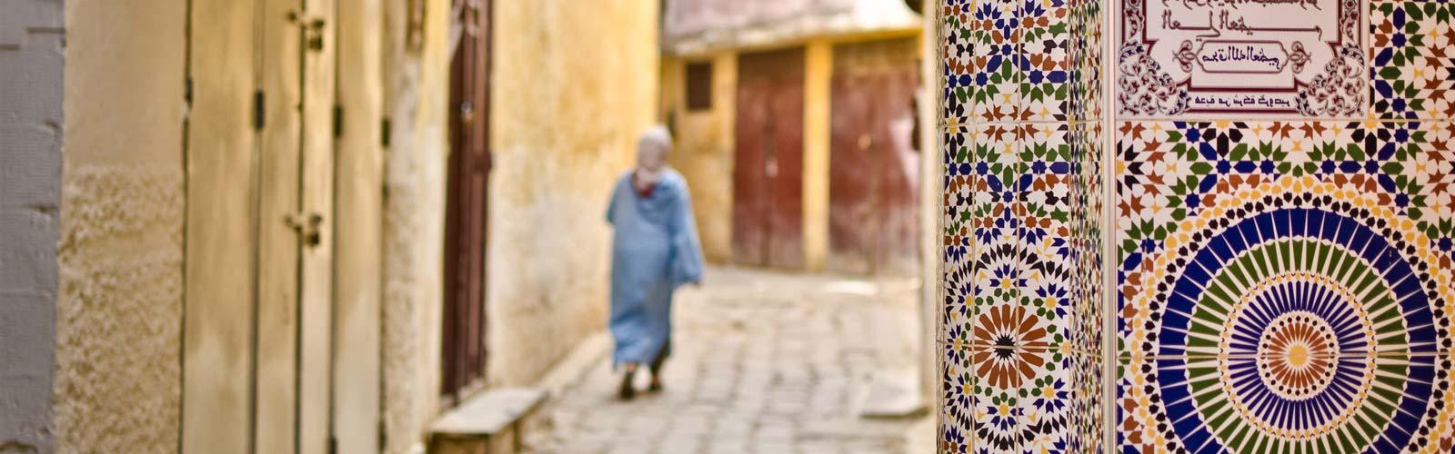 Viaje a Marruecos. 24 Feb.