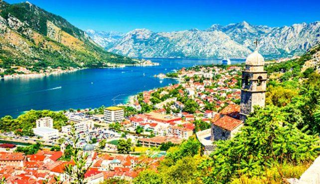 Viaje a Montenegro. En Grupo. Belleza salvaje