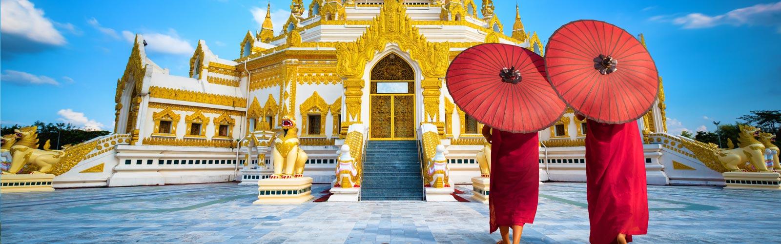 Viaje a Myanmar. 11 Oct.