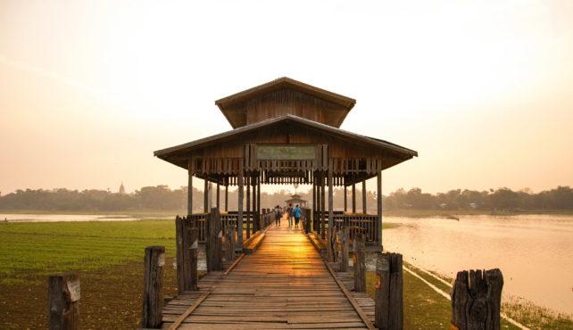 Viaje a Myanmar. Singles. Viaja Solo. Camino a Mandalay