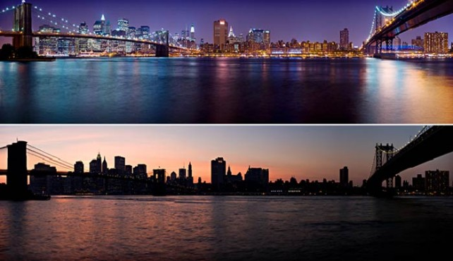 Viaje a Nueva York. Singles. La Gran Manzana