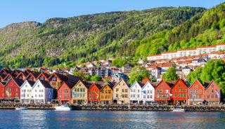 Viaje a Noruega. En crucero. Crucero muévete a los Fiordos Noruegos