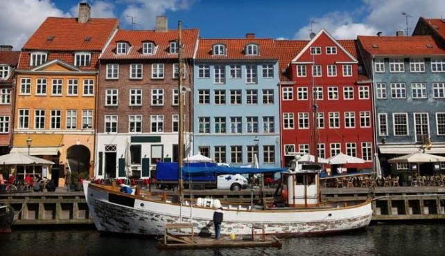 Viaje a Dinamarca, Noruega, Suecia y Finlandia. Grupo Verano