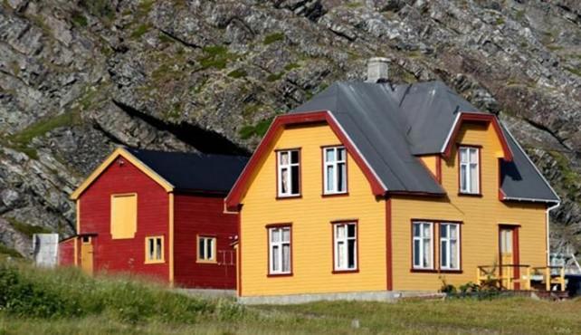 Viaje a Noruega. En familia