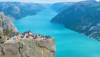 Viaje a Noruega. En grupo. Fiordios de ensueño