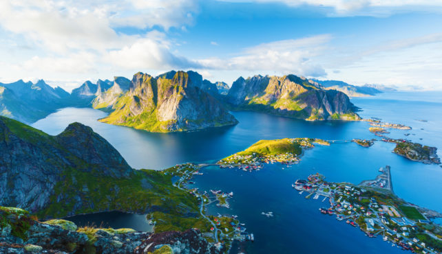 Viaje a Noruega. Grupo Verano. Fiordos, Lofoten y Sol de Medianoche
