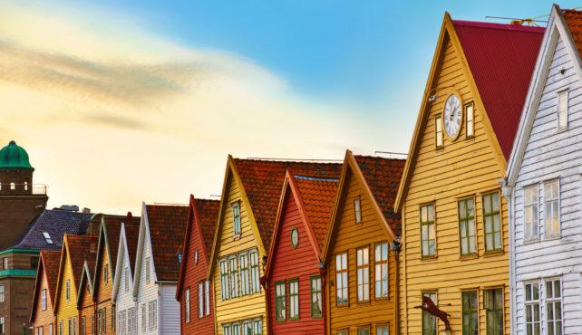 Viaje a Noruega. Grupo Verano. Norte