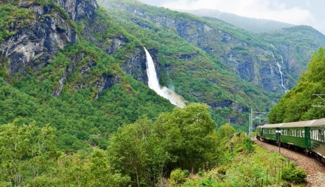 Viaje a Noruega. Grupo Verano. Tierra de Fiordos