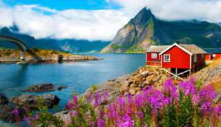 Viaje a Noruega. A medida. Fly and drive por las Islas Lofoten