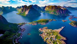 Viaje a Noruega. A medida. Fly and drive. Conoce Noruega al completo.