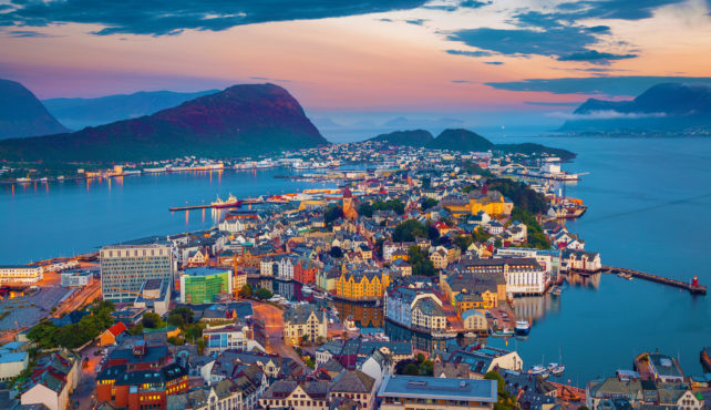 Viaje a Noruega. Noruega con niños