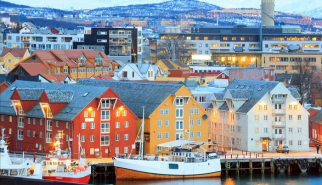 Viaje a Noruega. Magia del Ártico