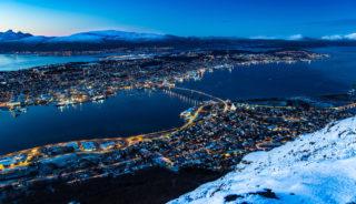 Viaje a Noruega. En grupo. Sueños árticos. Escapada a Tromso & Isla Sommaroy