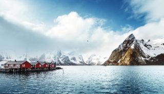 Viaje a Noruega. En grupo. Magia ártica