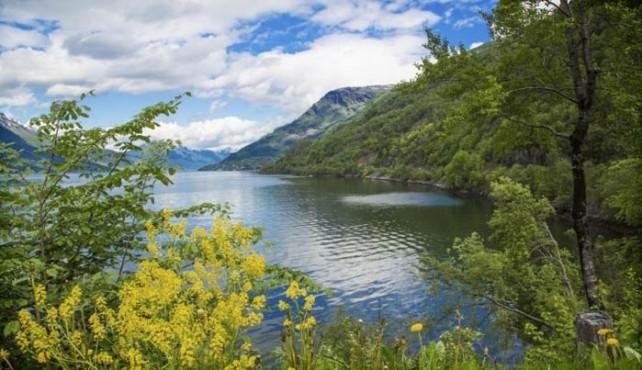 Viaje a Noruega. Grupo Verano