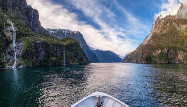 Viaje a Nueva Zelanda. A medida. En libertad Fly and Drive