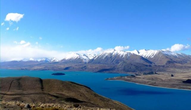 Viaje a Nueva Zelanda. A medida. Al completo