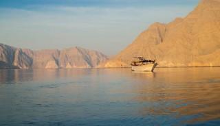 Viaje a Omán. Crucero en Musandam