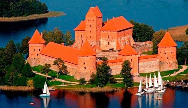 Viaje a Repúblicas Bálticas. En familia