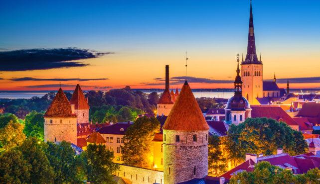 Viaje a Países Bálticos