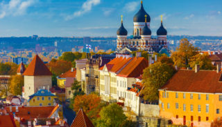 Viaje a Países Bálticos. Grupo verano. Ciudades Imperiales
